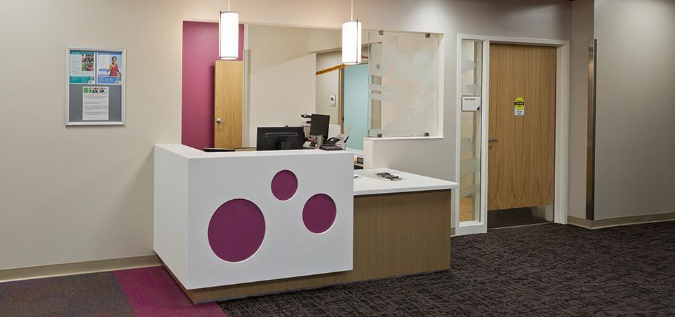 Akron Children's Hospital | Arrival Desk