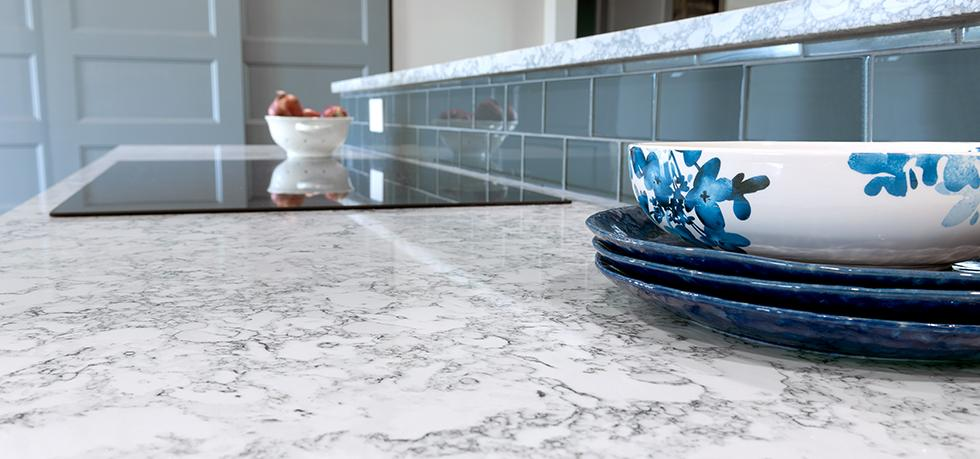 Kitchen Detail | Quartz in Ascent