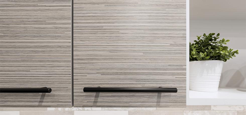 Breakroom Cabinets   Laminate in Silver Oak Ply