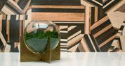 Newport Marquetry used Vertically