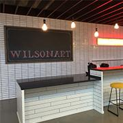 Coffee Bar Vibes | Chalkboard Laminate