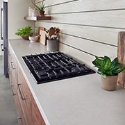 Quartz Kitchen | Rain Shadow