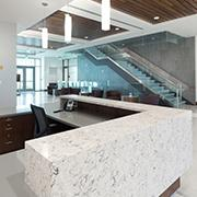 Case Study Texas State| Welcome Center Desk