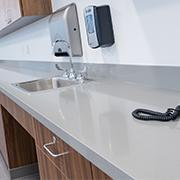 Case Study Texas State| Labratory Countertops