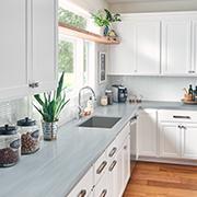 Virginia Kitchen | Transitional Style