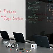 Interactive Makerspaces | Markerboard Laminate