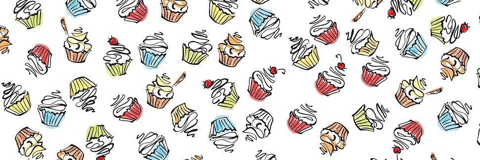 Wilsonart Laminate With Cupcakes