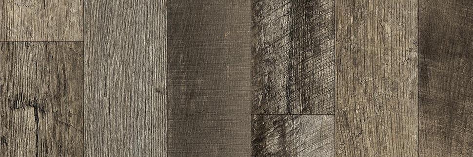 Reclaimed Oak Planked Y0302 Laminate Countertops