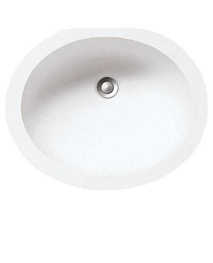 Oval Vanity BV1612 Sinks Countertops