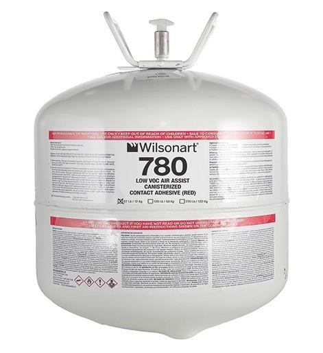 Wilsonart® 780/781 Low Voc Air Assist Canisterized Contact Adhesive WA-780/781 Adhesive Countertops