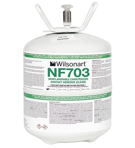 Wilsonart® NF702/703 Nonflammable Canisterized Contact Adhesive WA-NF702/703 Adhesive Countertops