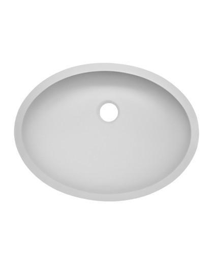 Small Oval Vanity Bowl AV1410 Sinks Countertops