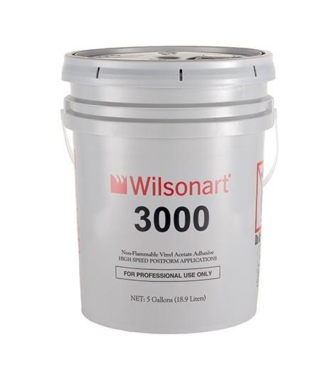 Wilsonart® 3000 Postforming and Pinch Roller PVA Adhesive WA-3000 Adhesive Countertops