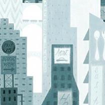 Metropolis Y0008 Laminate Countertops