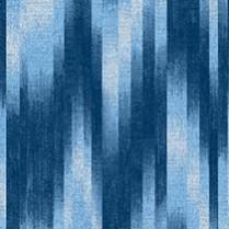 Baltic Blue Ikat